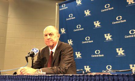 Mississippi State's Ben Howland and Robert Woodard II recap loss to Kentucky