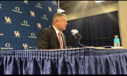 Is Bruce Pearl angling to be Kentucky's future head coach? It sure sounded like it Saturday