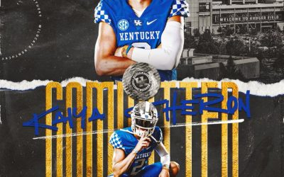 3-star quarterback Kaiya Sheron commits to Kentucky