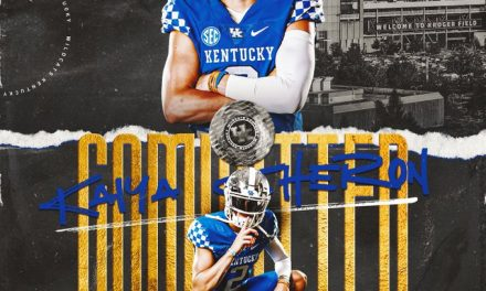 3-star quarterback Kaiya Sheron commits to Kentucky