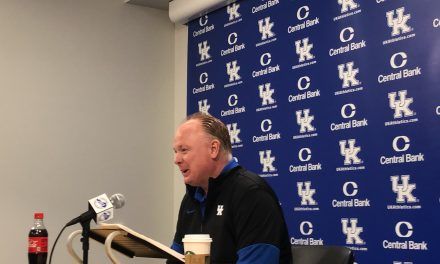 Mark Stoops looks back on Ole Miss loss, previews Mississippi State preparation
