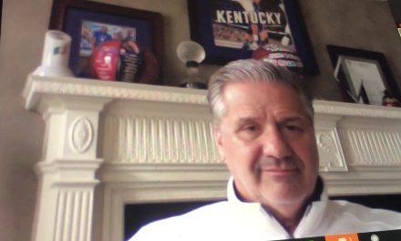 John Calipari wraps up 2019-2020 season via Zoom