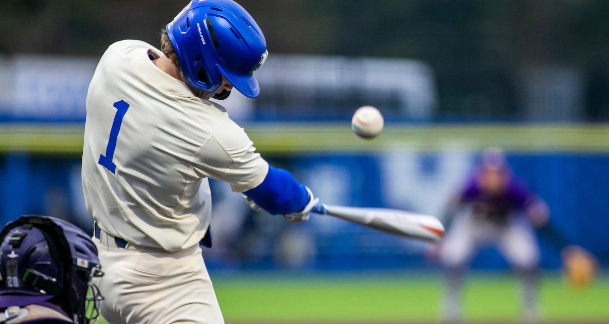 John Rhodes blasts walk-off home run to lead Kentucky past Murray State