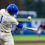John Rhodes named National Co-Freshman of the Year by Collegiate Baseball News
