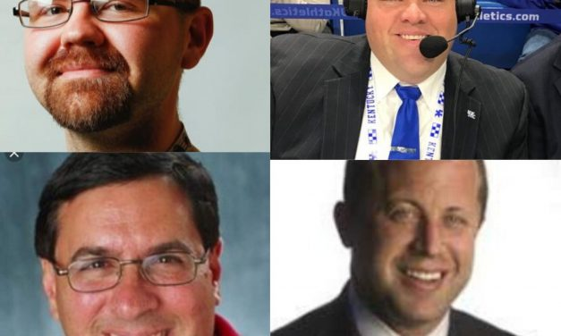 Darren Headrick, George Plaster, Josh Moore and Ryan Lemond March 12, 2020