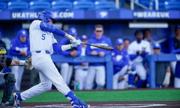 Kentucky first baseman TJ Collett wins a pair of weekly honors