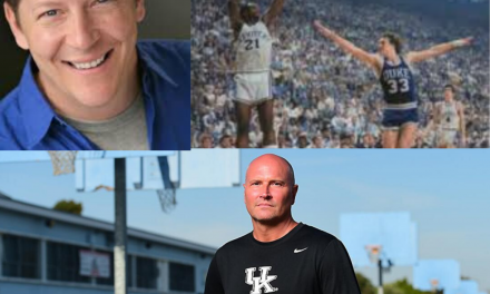 Rex Chapman, Jack Givens and Scott Henry April 21, 2020