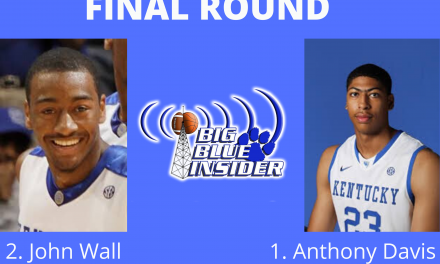 BBI Calipari Era Bracket Challenge: The Finals