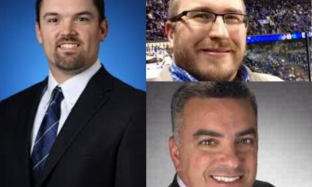 Brad White, Jeff Drummond and Jeff Piecoro April 9, 2020