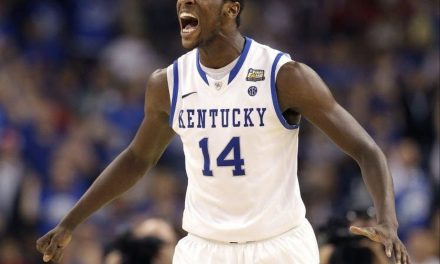 Best Kentucky Wildcats to wear No. 14