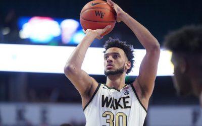Kentucky lands Wake Forest transfer Olivier Sarr