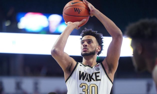 Kentucky lands Wake Forest transfer Olivier Sarr