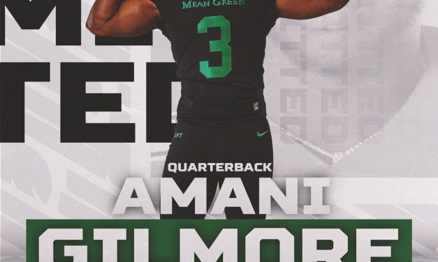 Kentucky transfer Amani Gilmore commits to North Texas