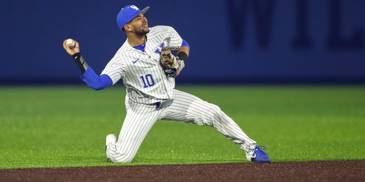 Nine Kentucky Baseball players enter the transfer portal