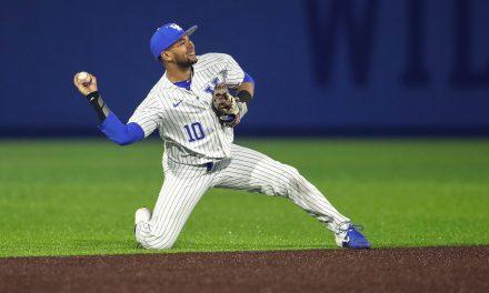Nine Kentucky Baseball players enter the transfer portal