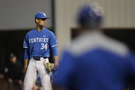 Kentucky pitcher Carson Coleman signs undrafted free agent deal with Yankees