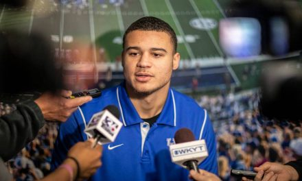 Kentucky Football: Joey Gatewood receives eligibility waiver to play in 2020