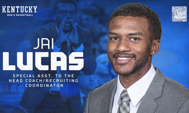 Kentucky Basketball: Jai Lucas Introductory Press Conference