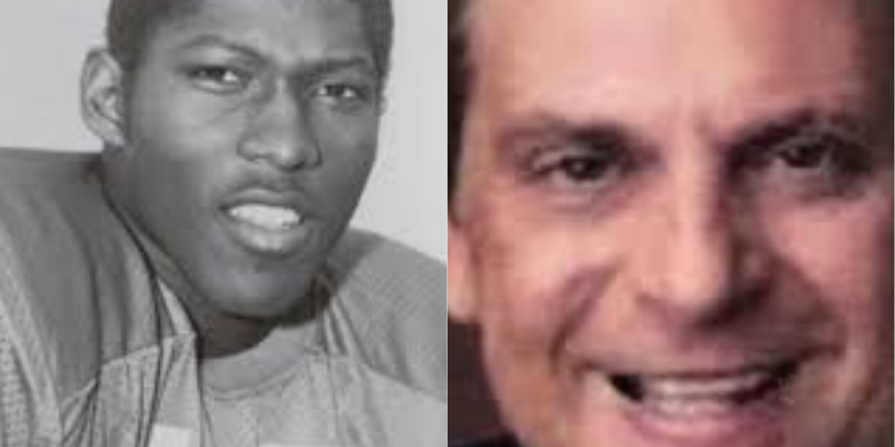 Derrick Ramsey and Kenny Rice September 9, 2020