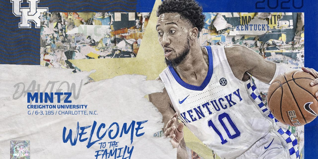 Davion Mintz meets media for first time since arriving in Lexington
