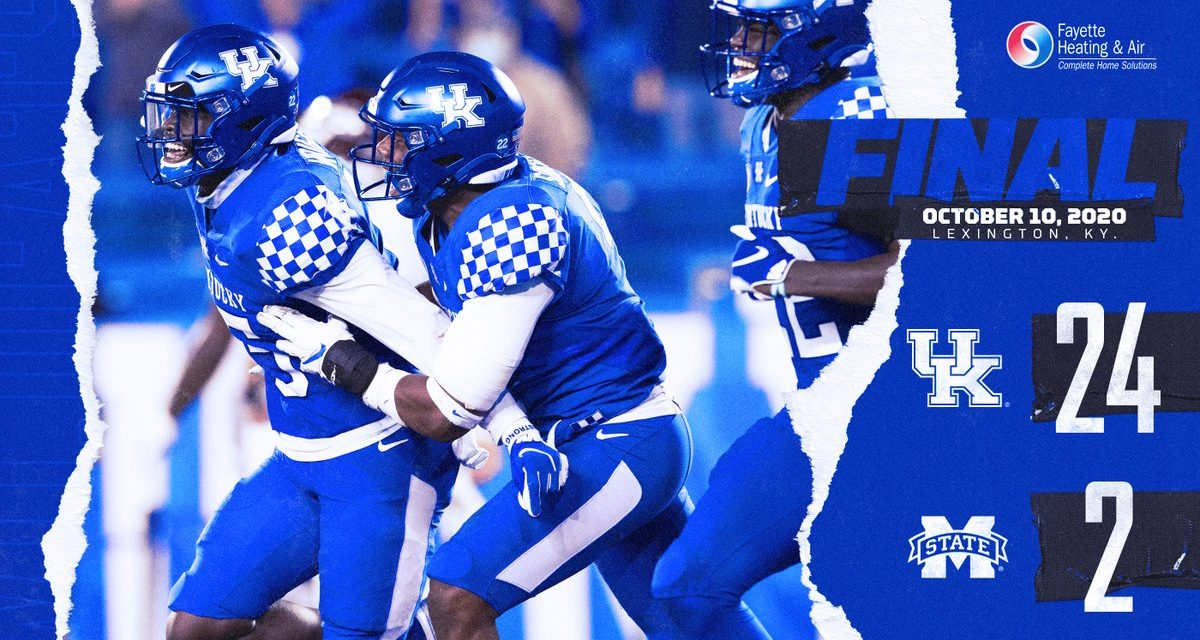 Sunday Debrief: Analysis, Standouts, Areas to Improve from Kentucky's win over Mississippi State