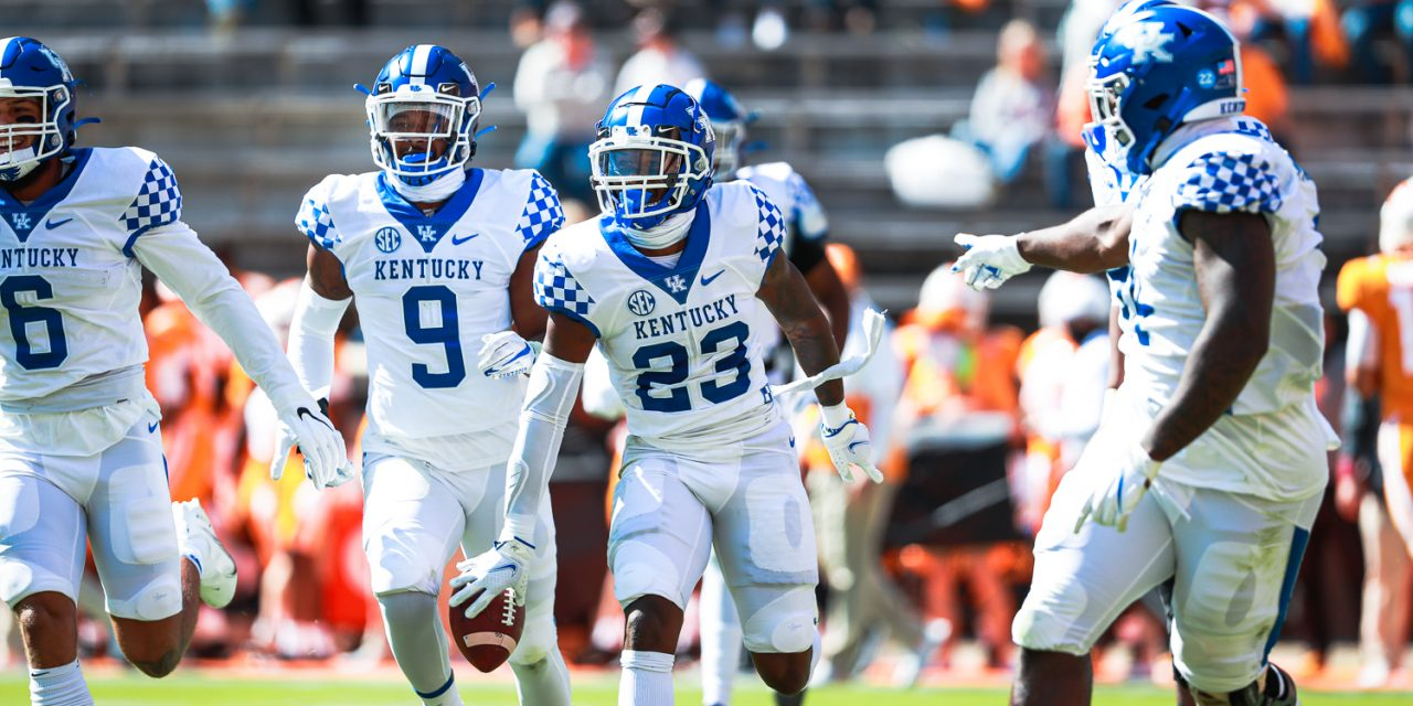 Kentucky ends 17-game losing streak in Knoxville with beatdown of Vols: Game Story and MVP