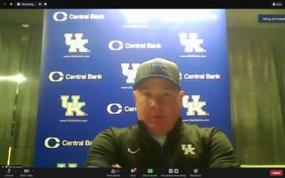 Mark Stoops recaps loss to Missouri
