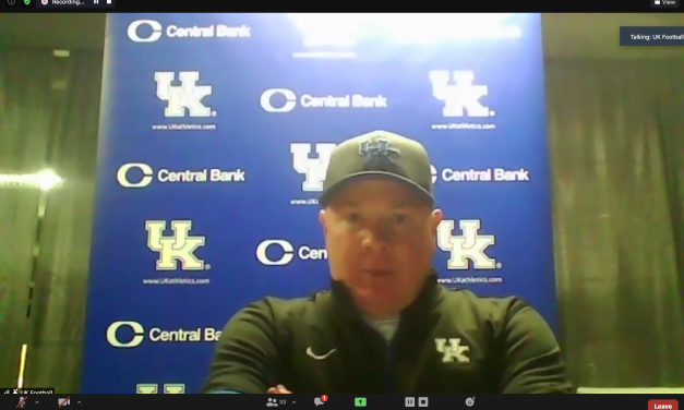 Mark Stoops recaps loss to Missouri
