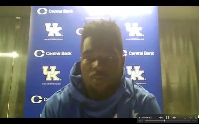 Drake Jackson and Yusuf Corker discuss loss to Missouri