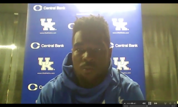 Drake Jackson and Yusuf Corker discuss loss to Missouri