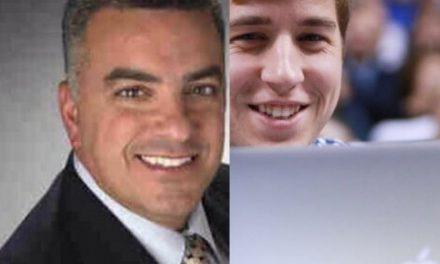 Derek Terry and Jeff Piecoro December, 14