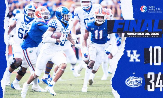 Trask, Pitts unstoppable as No. 6 Florida routes Kentucky