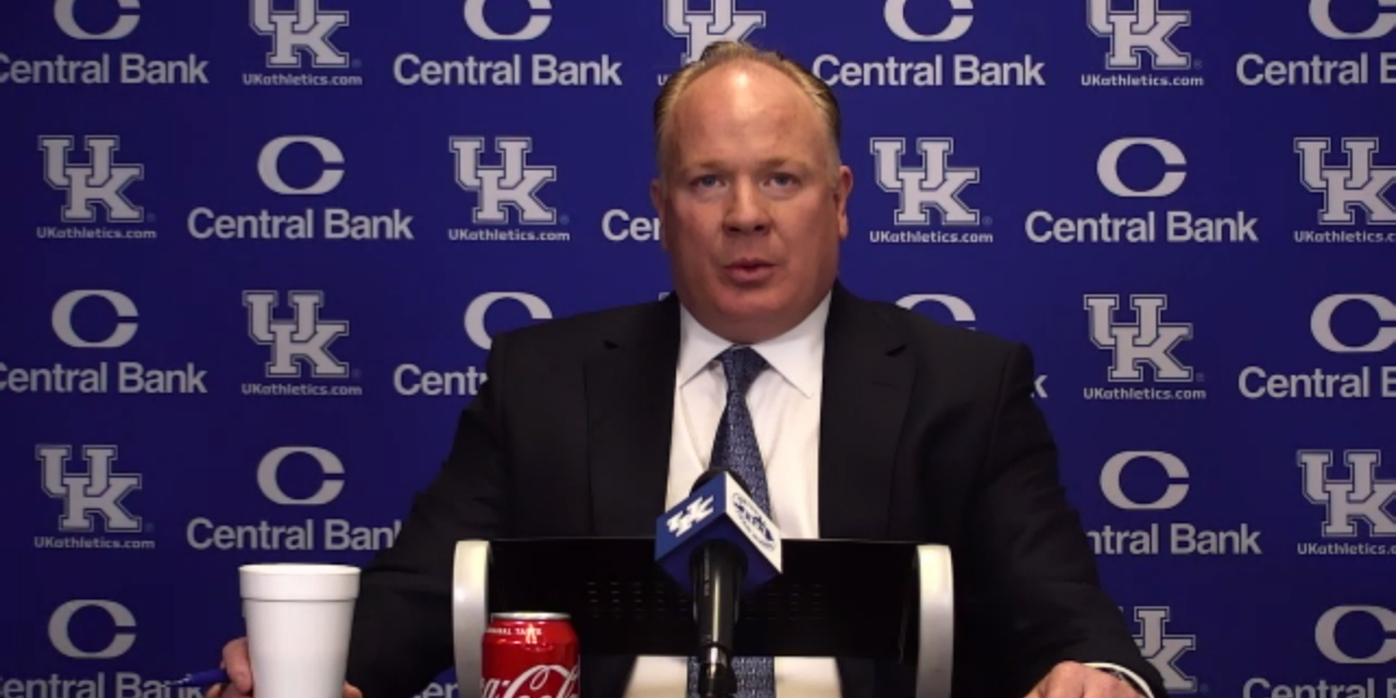 Mark Stoops previews No. 1 Alabama in Monday press conference