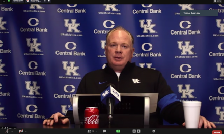 Mark Stoops reflects on Alabama loss, previews No. 6 Florida in Monday press conference