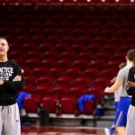 Kyra Elzy introduced as interim head coach of Kentucky Women's Basketball