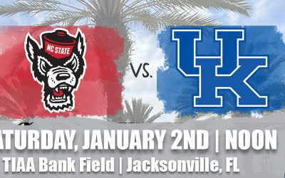 North Carolina State, Kentucky react to Gator Bowl matchup