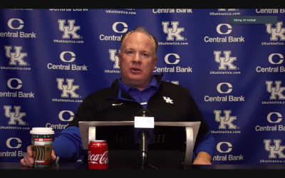 Mark Stoops and Vince Marrow discuss 2021 Early Signing Period haul