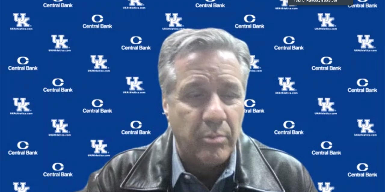 John Calipari and Keion Brooks recap loss to No. 22 North Carolina