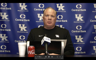 Mark Stoops discusses Gator Bowl preparation