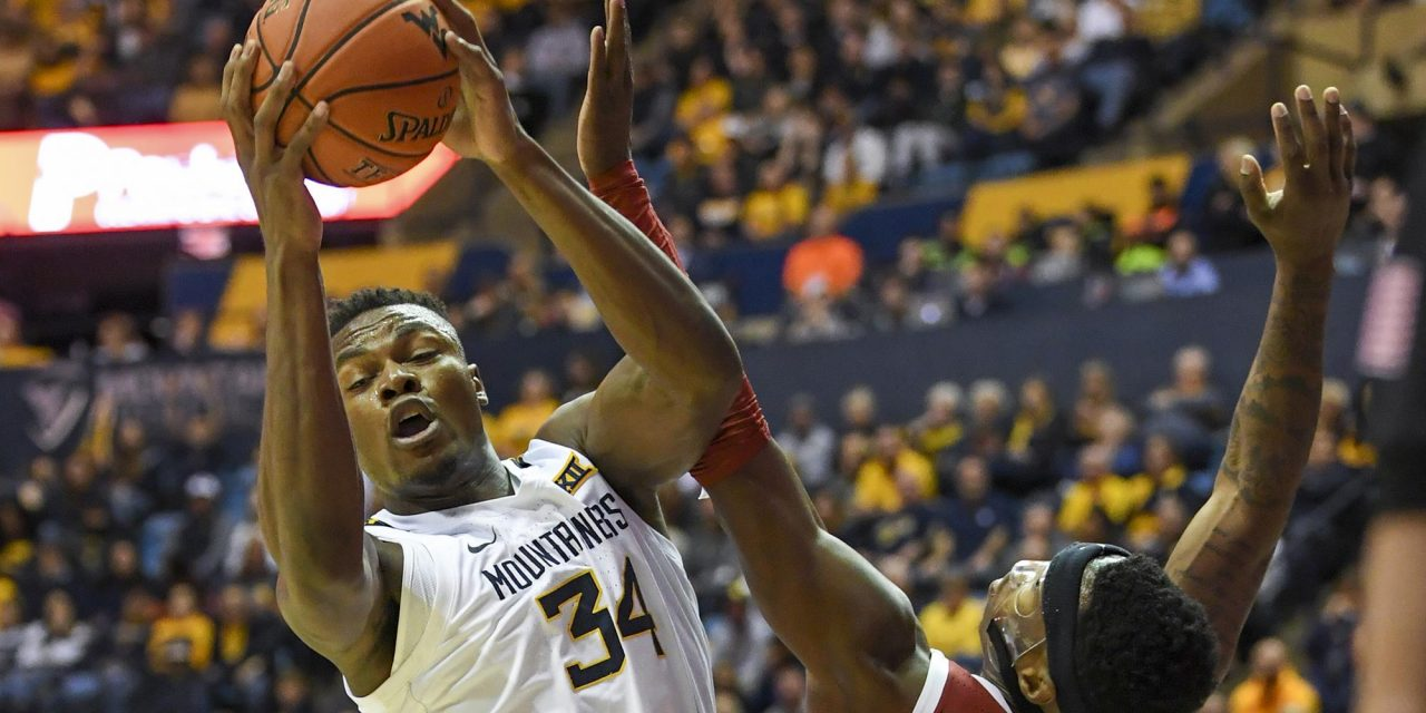 Kentucky lands West Virginia transfer, former five-star recruit Oscar Tshiebwe