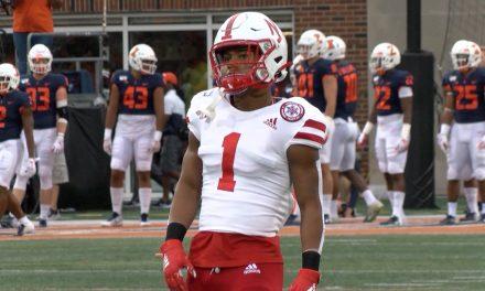 Kentucky lands former commit, Nebraska wide receiver Wan'Dale Robinson