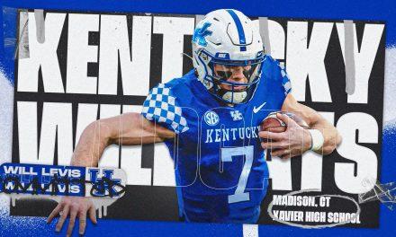 Kentucky lands Penn State quarterback transfer Will Levis
