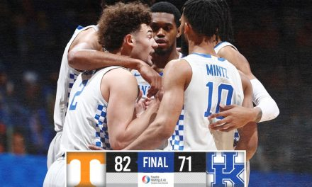 John Calipari and Keion Brooks recap brutal loss to No. 11 Tennessee
