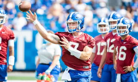 Best of Will Levis is yet to come. Kentucky will need it vs. LSU