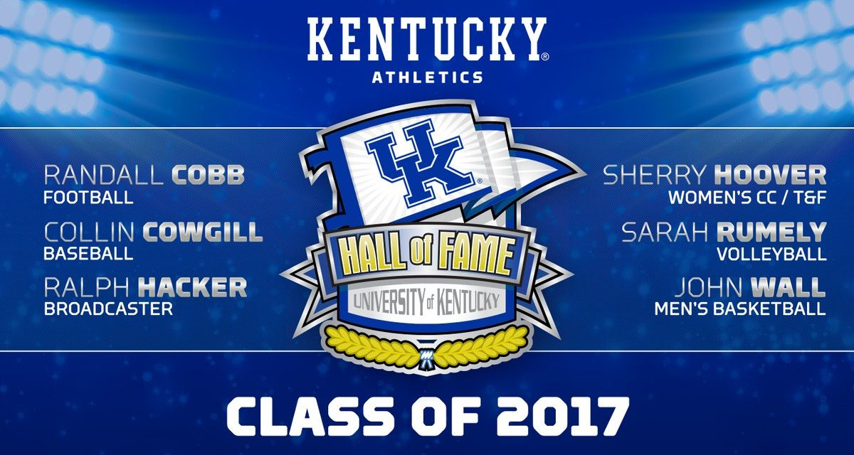 2017 UK Athletics Hall of Fame Class to Be Inducted This Weekend