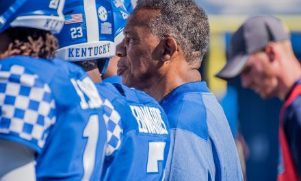 Kentucky vs Eastern Michigan photo gallary