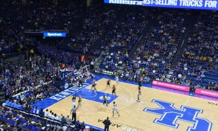Kentucky is zoning in