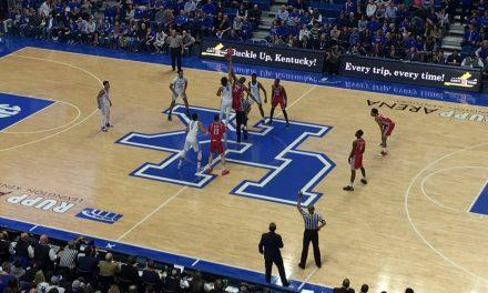 Kentucky 107, UIC 73 game wrap up