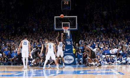 Cats nearly wasted all they achieved at WVU before beating Vandy