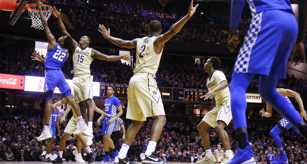 Kentucky 74, Vanderbilt 67 game wrap up | Big Blue Insider
